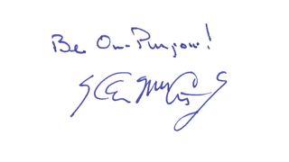 Kevin's BOP Signature