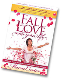 Fall In Love With Your Life book cover art