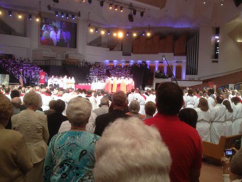 Rev. Greg Brewer Consecration