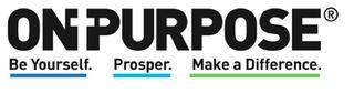 On-Purpose Logo tag w color