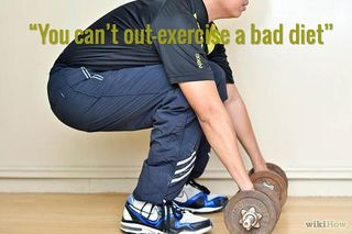 Can't Out-Exercise a Bad Diet
