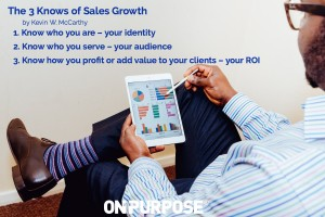 3 Knows of Sales Growth