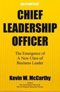 Chief Leadership Officer book cover