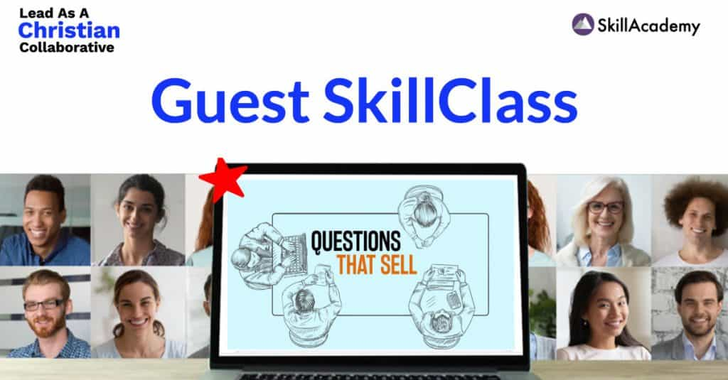 Questions that Sell by Ron Cherry image for SkillClass