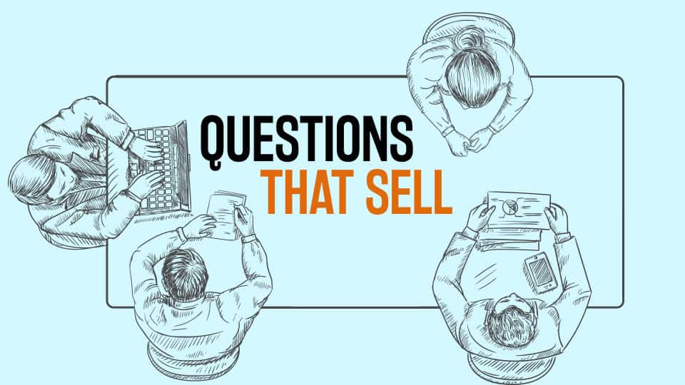 Questions that Sell ActionClass Promo